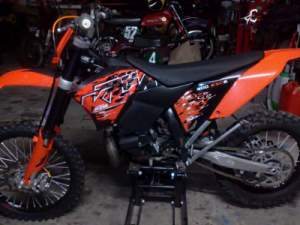 BEARRS 2009 Bike